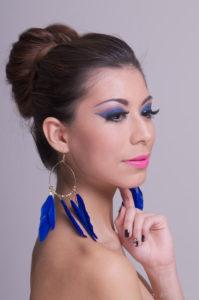Piume Blu