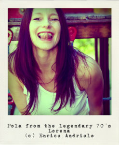 Portfolio fotografico: Polaroids from the legendary 70's