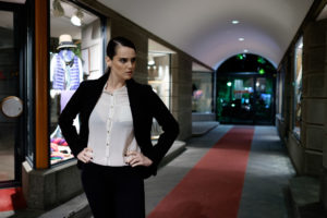 Fashion Night con Catherine Poulain by Enrico Andriolo