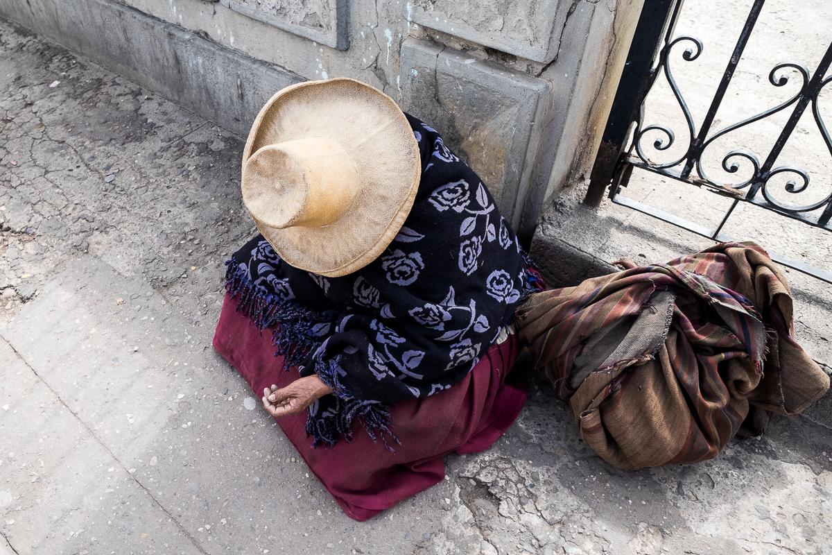 L'altro Perù, quattro aspetti di vita quotidiana.