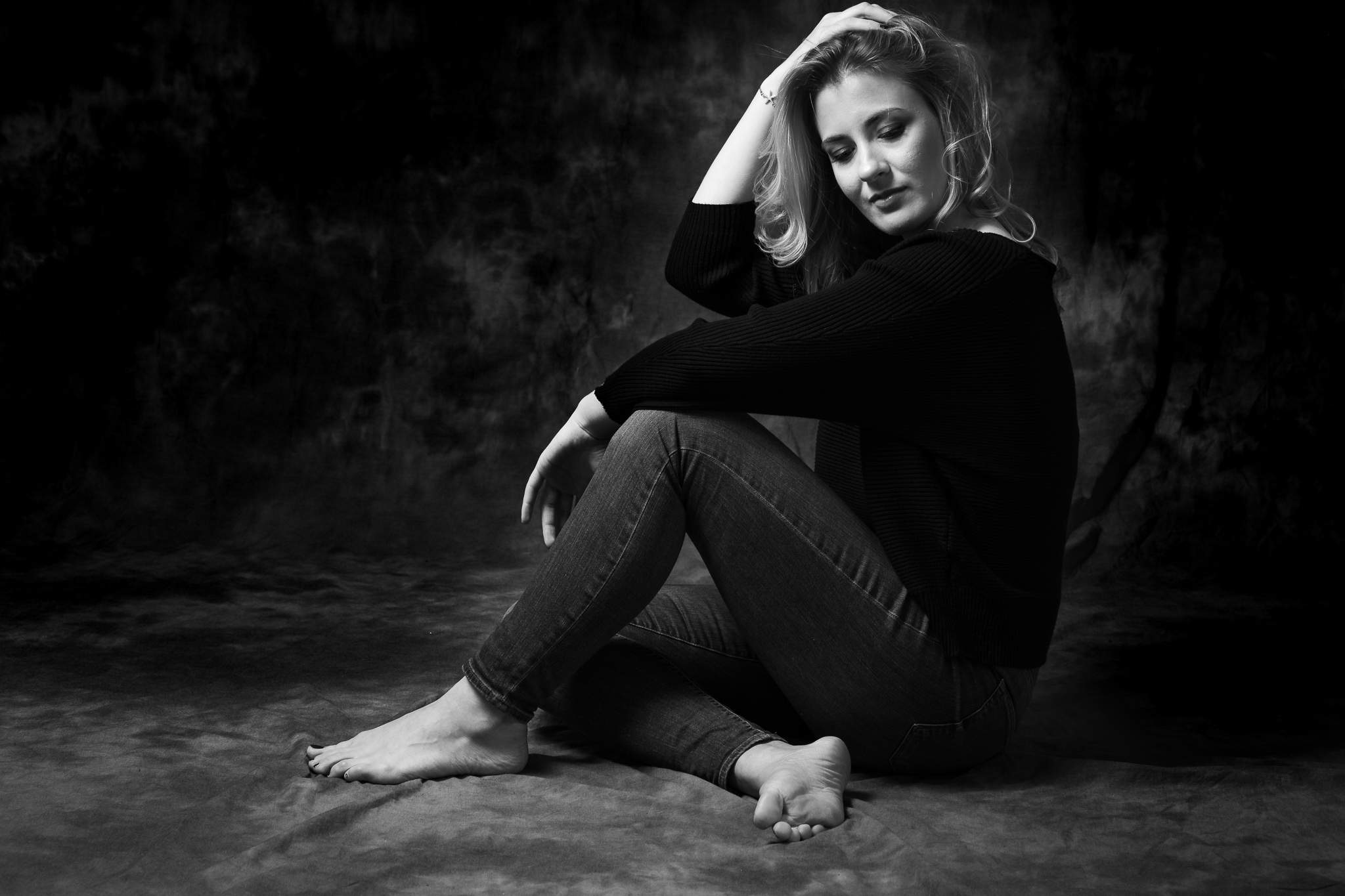 B&N, Bianco e nero, blackandwhite, book, fashion, fashion photography, fotografo, glamour, moda, modelle, portrait, ritratto, Ritratto femminile, Ritratto fotografico, Studio portrait